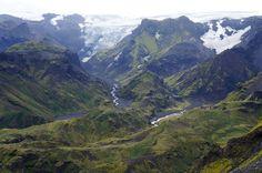 Near Eyjafjallajokull [OC] [2947x1958]