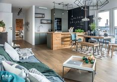 Gorgeous Apartment With Modern Decoration - Home Design Ideas Arch Interior, Interior Decorating, Interior Design, Condo Interior, Sinnerlig Ikea, Diy Home Decor, Room Decor, Appartement Design, Nordic Style
