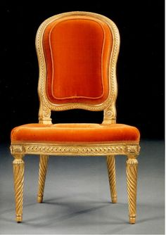 chair from the collection of Nelia Barletta de Cates