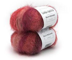 włóczka Silk Mohair: włóczka Silk Mohair Print 9203 - e-dziewiarka.pl Silk, Silk Sarees