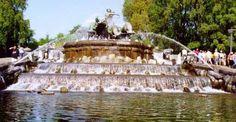 Gefion Fountain 1908 Zealand