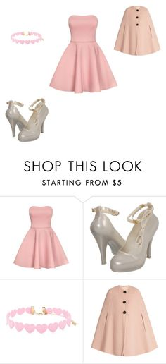 """""""Untitled #215"""" by morgimoo21 ❤ liked on Polyvore featuring Vivienne Westwood, Forever 21 and Roksanda"""
