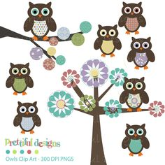 This looks like 'grow your own owl tree'... I want the seeds!