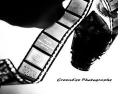 Film Strip BW photography Black and white от GEyesPhotography