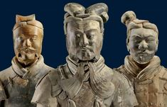 Terracotta Army: Legacy of the First Emperor of China - at VMFA in Richmond VA