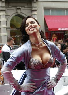 vsmodelsandangels: Adriana with the Bombshell Fantasy Bra (2010)