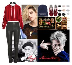"""Rap Monster 