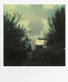 Gorgeous Polaroid Photos by 'Solaris' Director Andrei Tarkovsky Photo Polaroid, Polaroid Pictures, Polaroids, Andrei Rublev, Portfolio Images, Film Photography, Cinematography, Les Oeuvres, Filmmaking
