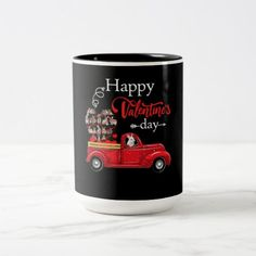Happy Valentine's Day Rabbit Lovers Gift Two-Tone Coffee Mug valentines gift ideas to sell, valentines decorations, valentines funny #valentine #giftsforher #love, dried orange slices, yule decorations, scandinavian christmas Lovers Day, Lovers Gift, Gift For Lover, Funny Valentine, Happy Valentines Day, Valentine Gifts, Dried Orange Slices, Dried Oranges, Yule Decorations