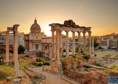 Top 20 things to do in Rome: The remains of the Roman Forum