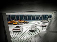 Sonderausstellung Mercedes-Benz C 111 vom 28.04. bis 15.11.2015 im Mercedes-Benz Museum.