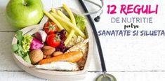 12 reguli de nutritie esentiale pentru sanatate si silueta Beef, Food, Dietitian, Meat, Essen, Meals, Yemek, Eten, Steak