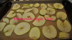 homemadeapplechips 1024x575 Homemade Apple Chips: Healthy Kid Snack