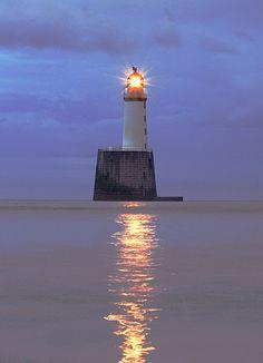 RATTRAY Head lighthouse .Scotland