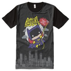 Harley Quinn Daddy´s Lil Monster Allover T Shirt