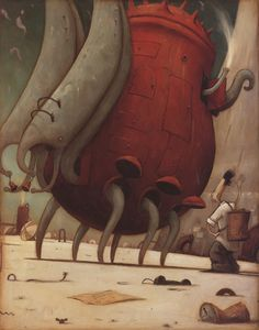 Shaun Tan - The Lost Thing