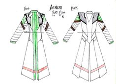 Loki Coat -- Imagine this on an American Girl Doll! This site includes a tutorial and a pattern. Lady Loki Cosplay, Loki Costume, Cosplay Armor, Cosplay Diy, Halloween Cosplay, Cosplay Costumes, Cosplay Ideas, Costume Ideas, Costume Patterns