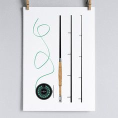 Fly Rod, $29, now featured on Fab.