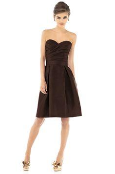 Alfred Sung D538 Bridesmaid Dress | Weddington Way