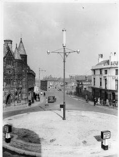 Charing Cross 1950s, Birkenhead