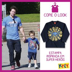Espaço Kids: Look Fashion