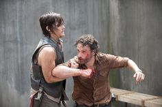 "The Walking Dead #4.03 ""Isolation"""