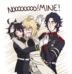 This is basically seraph of the end. Loved it and can't wait for season 3!