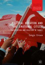 Political Behavior and the Emotional Citizen - | Cengiz Erisen | Palgrave Macmillan