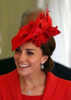 【SPUR】真似したいヘアNo.1!キャサリン妃の美しいヘアアレンジ1週間 | セレブニュース