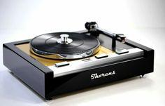 Vintage Audio Thorens TD 125 MK Turntable