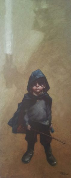 Star Wars: In A Backyard Far Far Away - Darth Vader by Craig Davison *