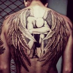 Angel tat