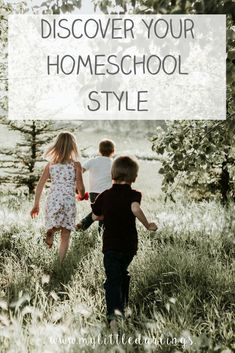 Have you thought about what style of homeschooling you have? Did you even know there was such a thing? I just discovered we are Classical and Charlotte Mason based! What is your homeschool style?