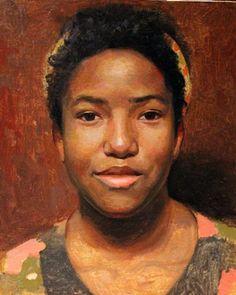Portraits, African, Artists, Artwork, People, Color, Women, Work Of Art, Auguste Rodin Artwork
