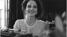 Rare Photos of Lana Del Rey Laughing | Hollyscoop