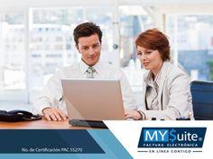 """FACTURACIÓN ELECTRÓNICA. Al recuperar un CFDI en el SAT, el contribuyente puede descargar el XML del mismo dando clic en el icono """"Recuperar CFDI"""" y eligiendo la ventana de descarga propia de su navegador de internet. En MYSuite ofrecemos diversos Servicios en Facturación Electrónica, que incluyen la consulta, gestión y descarga de sus CFDI, sin costo adicional a la contratación. Le invitamos a consultar nuestra página en internet http://www.mysuitemex.com/. #facturaciónelectrónica"""