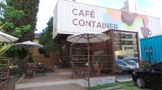 Café Container, Campinas Café Container, Food Truck, Bar, Images, Outdoor Decor, Restaurants, Home Decor, Ideas, Campinas