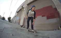 Luan Oliveira: F/S Kickflip Shifty