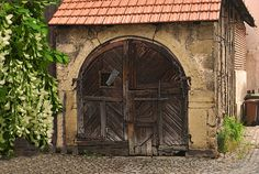 Beautiful Germany  The old Gate