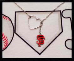 Sf giants on pinterest san francisco giants baseball for San francisco handmade jewelry