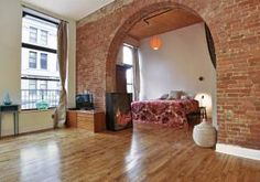 "How hot is the real estate market in Williamsburg? A one-bedroom loft went for about $75,000 more than an identical apartment one floor below did a month earlier, the Daily News has learned. An apartment in the ""Smith Gray"" building. Always the kind of place I wanted to live in NYC."