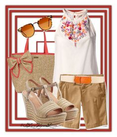 """""""Summer Fashion 55"""" by creativealonemoments ❤ liked on Polyvore"""