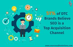 A report on direct-to-consumer (DTC) marketing in 2019 finds that #SEO, #socialmedia & direct #websitetraffic are top three acquisition channel. What's your acquisition strategy in 2019? Contact us to know how you can acquire more customers: www.sourcesoftsolutions.com #sourcesoft Best Seo, Channel, Social Media, Marketing, Top, Social Networks, Crop Shirt, Social Media Tips, Shirts