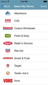 Favado - This app is for you if you love to find a good deal, but hate the time it takes to find one. It makes saving money easy and really does help keep money in your wallet. This app does the job for you in one of the most popular shopping realms – grocery food shopping. Whatever major food chain you use for grocery shopping, this app can calculate the savings and price comparisons so you don't have to do the work. Click the image for our full review.