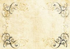 Beautiful Free Printable ~ ETRUSCAN ANTIQUE SCROLL - CARD BASE ~ Thank you Richard!