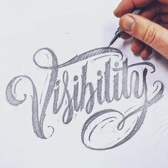 """1,196 Likes, 4 Comments - TYxCA: Design in Letters (@typography_and_calligraphy) on Instagram: """"Author: @jasonprater Use #TYxCA to get featured ________ #Lettering #Calligraphy #Typography…"""""""