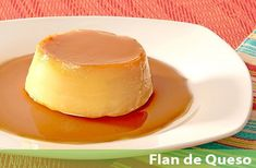Flan de queso - Powered by @ultimaterecipe