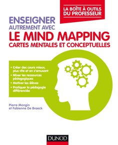 Enseigner avec le #mindmapping : un ouvrage incontournable pour #formateurs et #enseignants
