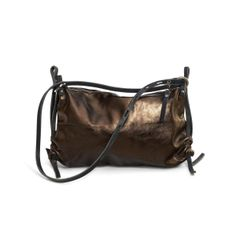 AD LIB6 'riace' leather bag by INA KENT