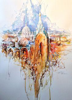 The liquid city - Igor Sava